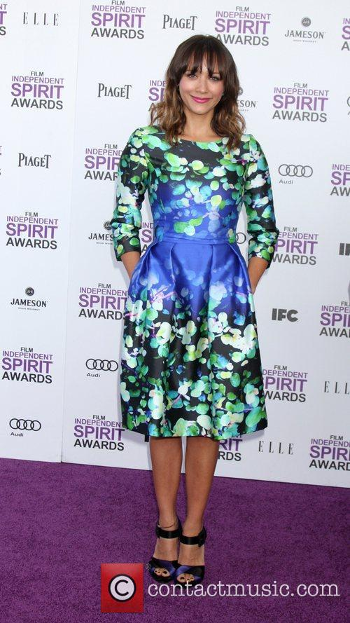 Rashida Jones and Independent Spirit Awards 9