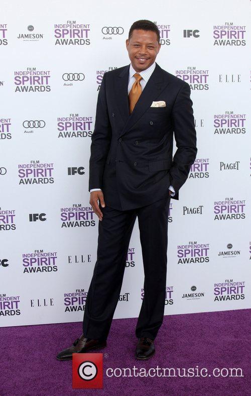 Terrance Howard and Independent Spirit Awards 1