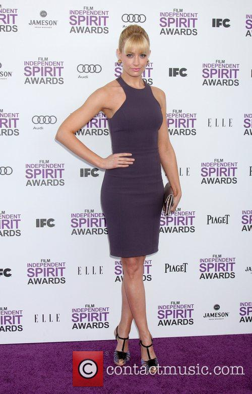 Beth Behrs and Independent Spirit Awards 2