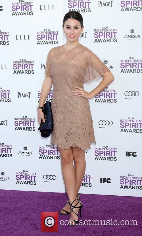 Blanca Suarez and Independent Spirit Awards 3