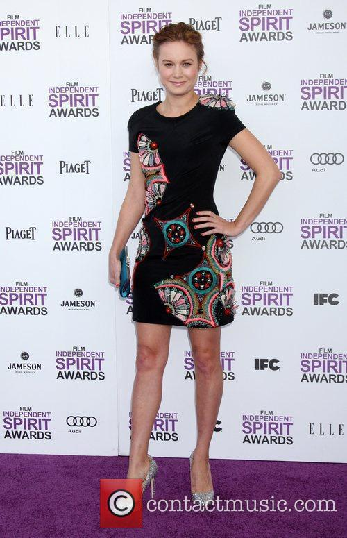 Brie Larson and Independent Spirit Awards 2