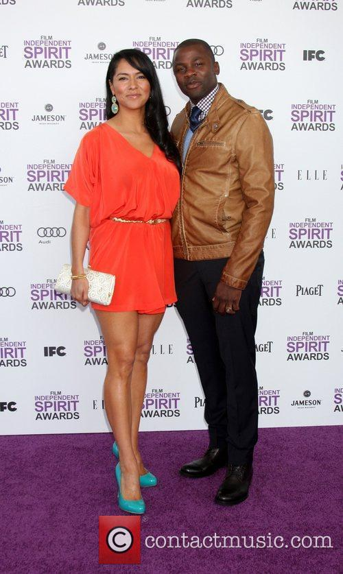 Derek Luke and Independent Spirit Awards 4