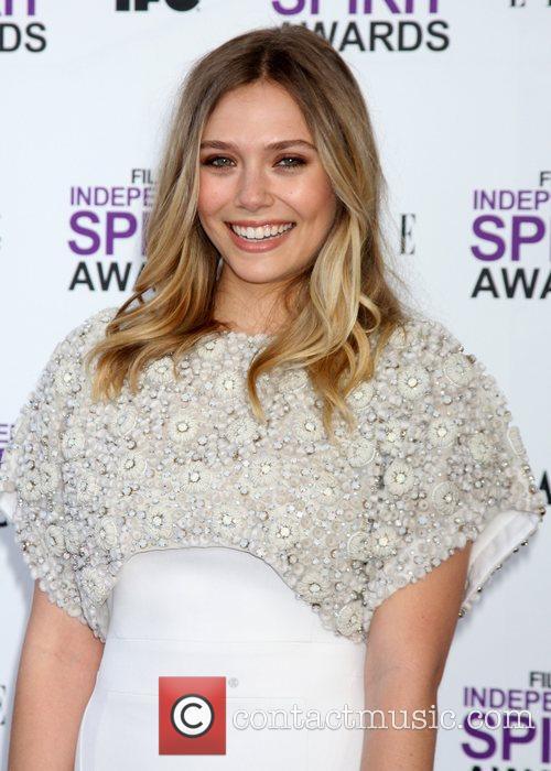 Elizabeth Olsen and Independent Spirit Awards 1