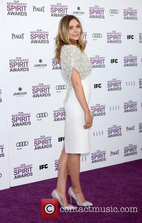 Elizabeth Olsen and Independent Spirit Awards 10