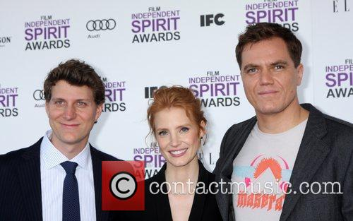 Jessica Chastain, Michael Shannon and Independent Spirit Awards 5
