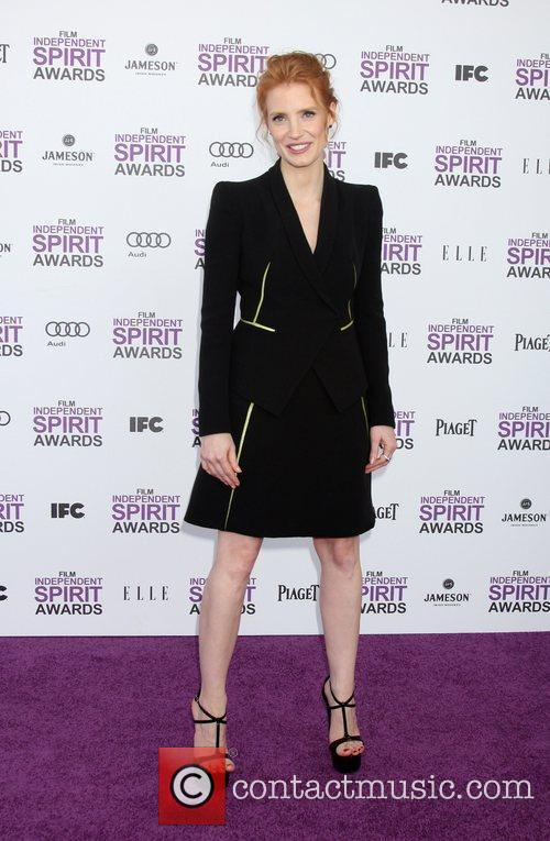 Jessica Chastain and Independent Spirit Awards 9