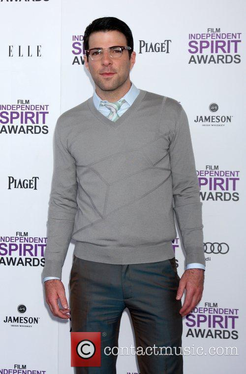 Zachary Quinto and Independent Spirit Awards 1