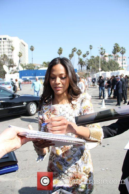 Zoe Saldana and Independent Spirit Awards 6