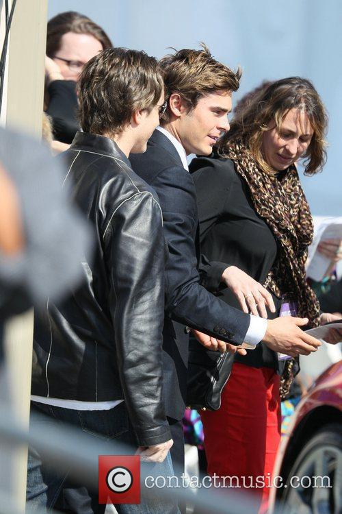 Zac Efron and Independent Spirit Awards 4