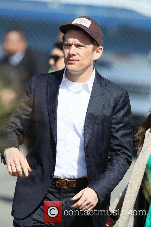 Ethan Hawke and Independent Spirit Awards 2
