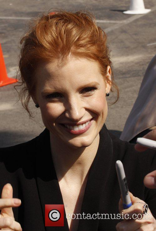 Jessica Chastain and Independent Spirit Awards 2