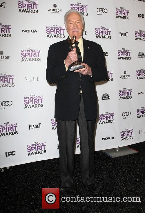Christopher Plummer and Independent Spirit Awards