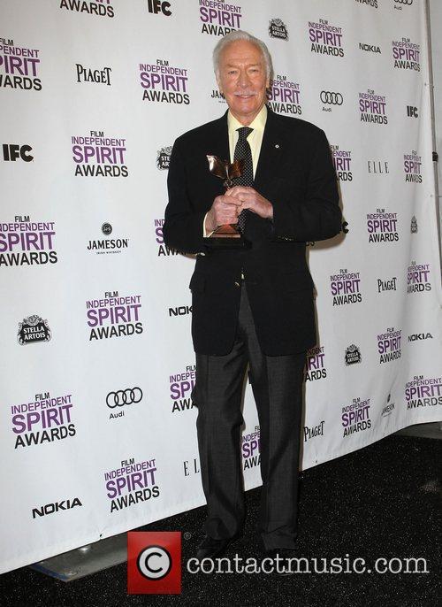 Christopher Plummer and Independent Spirit Awards 3