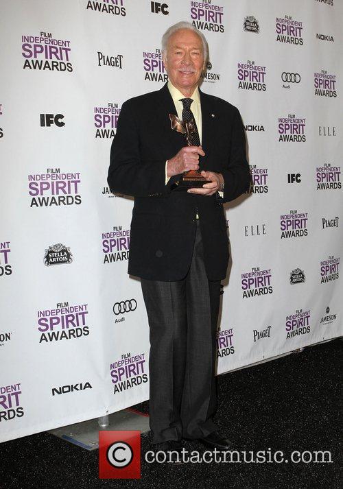 christopher plummer 27th annual independent spirit awards 3750818