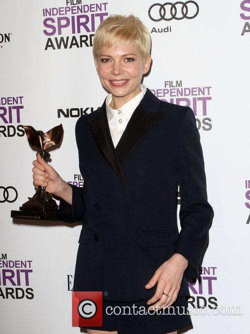 Michelle Williams and Independent Spirit Awards 3