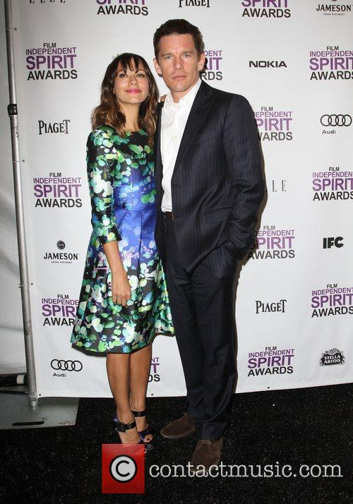 Rashida Jones and Independent Spirit Awards 2