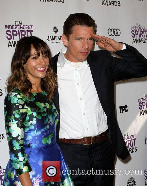 Rashida Jones and Independent Spirit Awards 3