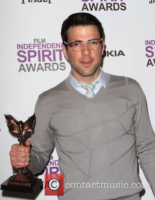 Zachary Quinto and Independent Spirit Awards 5