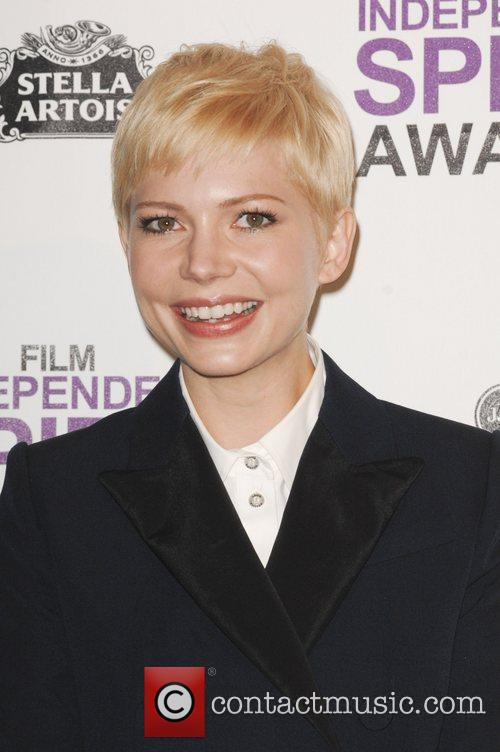 Michelle Williams and Independent Spirit Awards 11