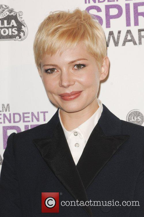 Michelle Williams and Independent Spirit Awards 12