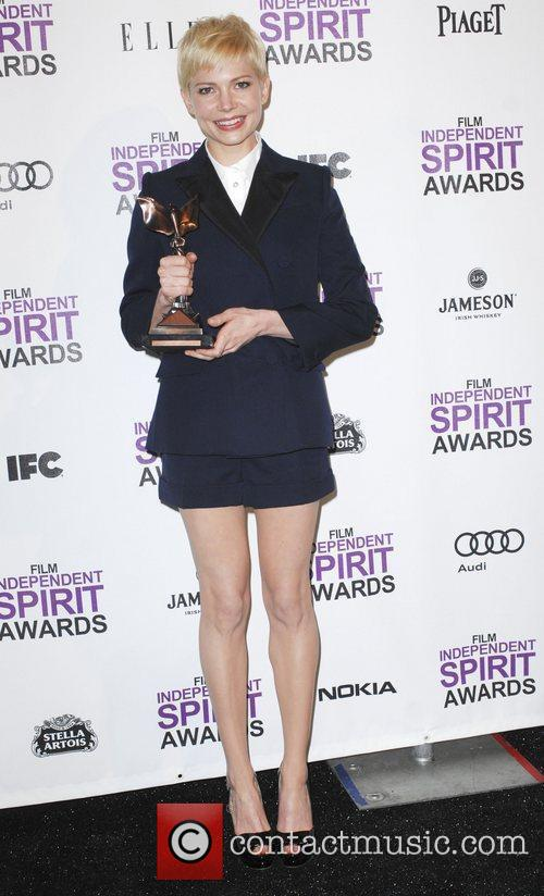 Michelle Williams, Independent Spirit Awards