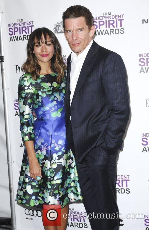 Rashida Jones and Independent Spirit Awards 8