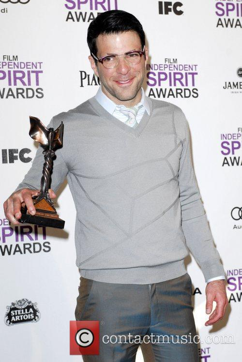 Zachary Quinto and Independent Spirit Awards 6