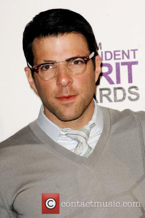 Zachary Quinto and Independent Spirit Awards 7