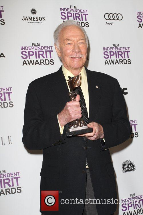 Christopher Plummer and Independent Spirit Awards 2