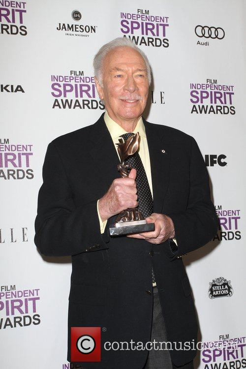 Christopher Plummer and Independent Spirit Awards 1