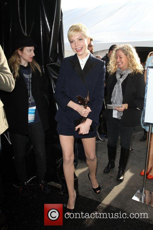 Michelle Williams and Independent Spirit Awards 4