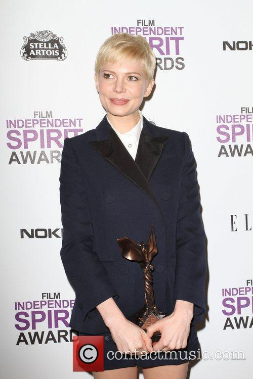 Michelle Williams and Independent Spirit Awards 1