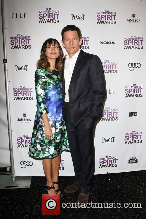 Rashida Jones, Ethan Hawke, Independent Spirit Awards