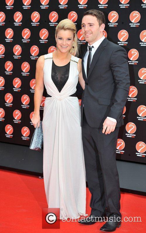 Helen Skelton and guest Sport Industry Awards held...
