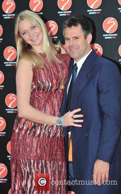 Jodie Kidd and Kenny Logan Sport Industry Awards...