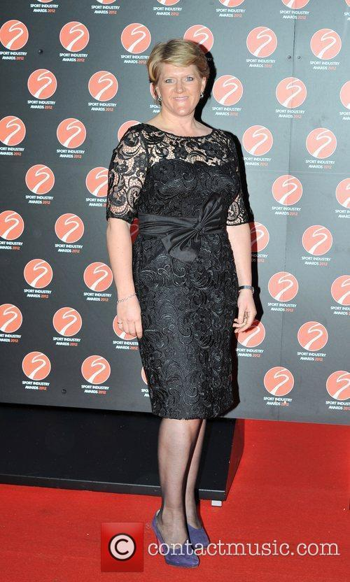 Clare Balding Sport Industry Awards held at the...