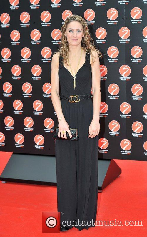 Amy Williams Sport Industry Awards held at the...