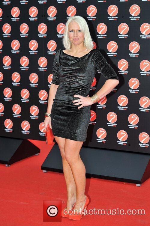 Gail Emms Sport Industry Awards held at the...