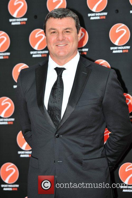 Mark Blundell Sport Industry Awards held at the...