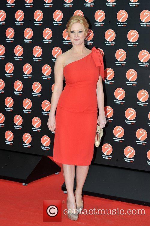 Sarah Jane Mee Sport Industry Awards held at...