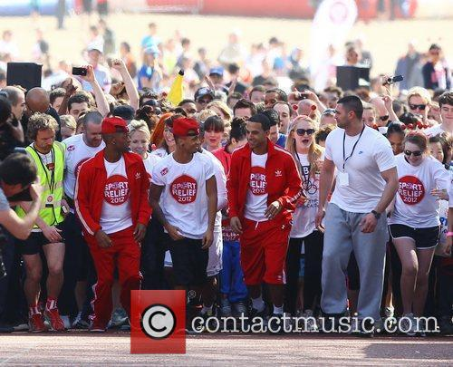 Aston Merrygold and Jls 10
