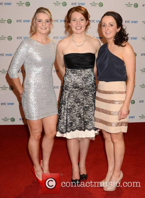 Briege Corkery, Rena Buckley and Geraldine O'flynn 5