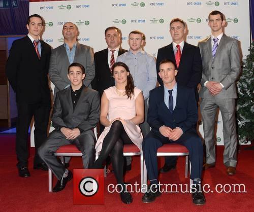 Irish Olympic Boxing Team 2