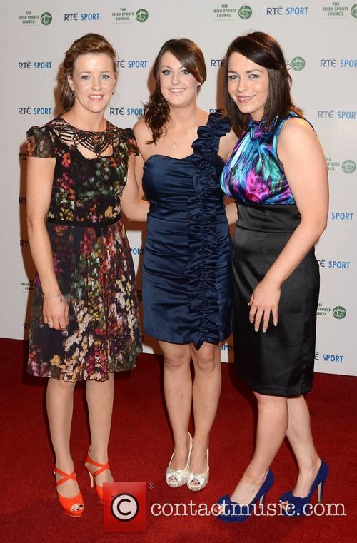 Kate Kelly, Karen Atkinson and Ursula Jacob 9