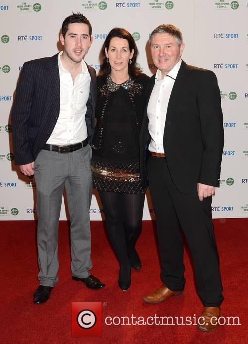 RTE Sports Awards 2012 held at RTE Studios