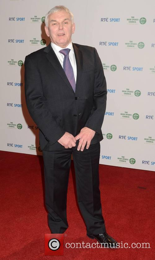 mick cooke rte sports awards 2012 held 20036733