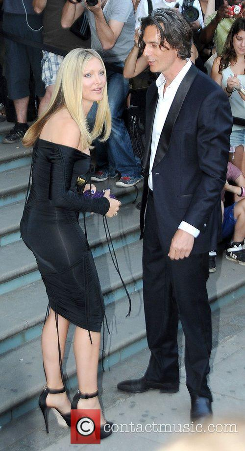 Caprice Bourret at the Sports for Peace -...
