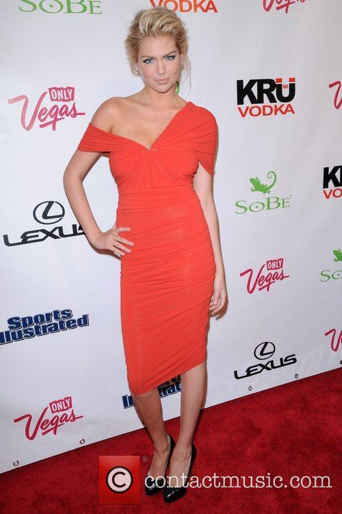 Kate Upton The Launch of The 2012 Sports...
