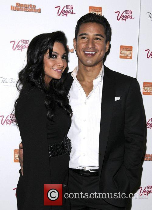 Mario Lopez and The Bank Nightclub 1