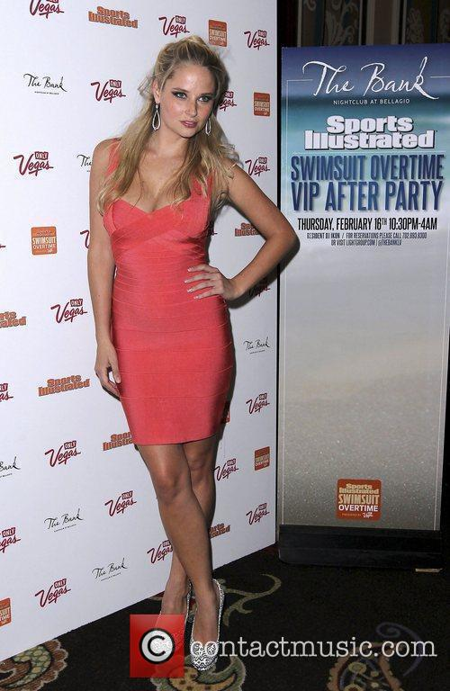 Sports Illustrated Overtime VIP After Party at The...